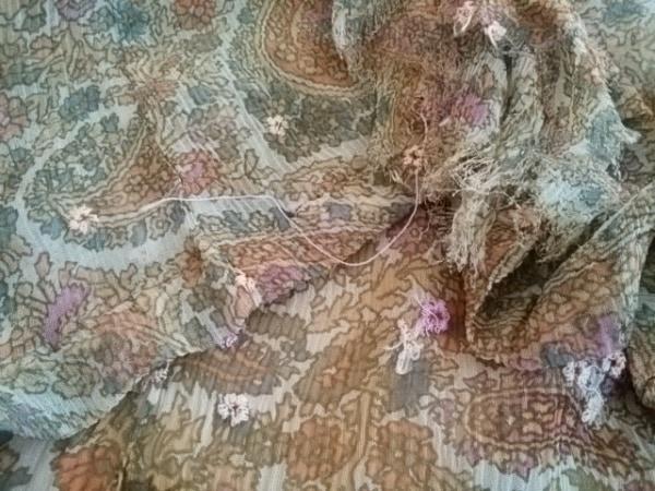 グレースコンチネンタル キャミソール レディース美品  花柄/刺繍 5