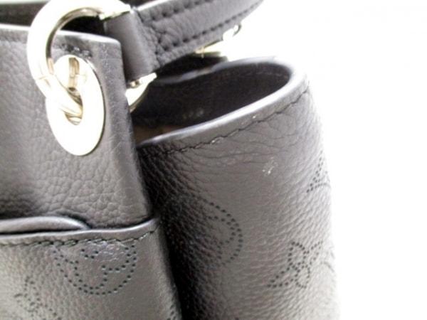 ルイヴィトン トートバッグ マヒナ美品  セーヴル M41788 ノワール 8