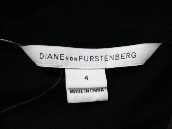 ダイアン・フォン・ファステンバーグ オールインワン サイズ4 S 黒 3