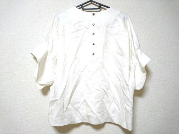 ADORE(アドーア) 半袖カットソー サイズ38 M レディース美品  白 2