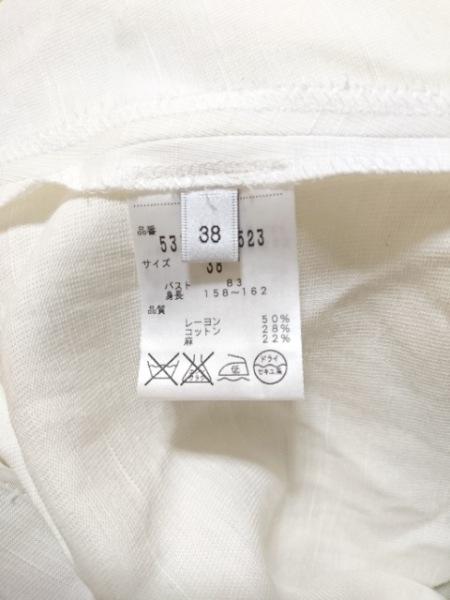 ADORE(アドーア) 半袖カットソー サイズ38 M レディース美品  白 4