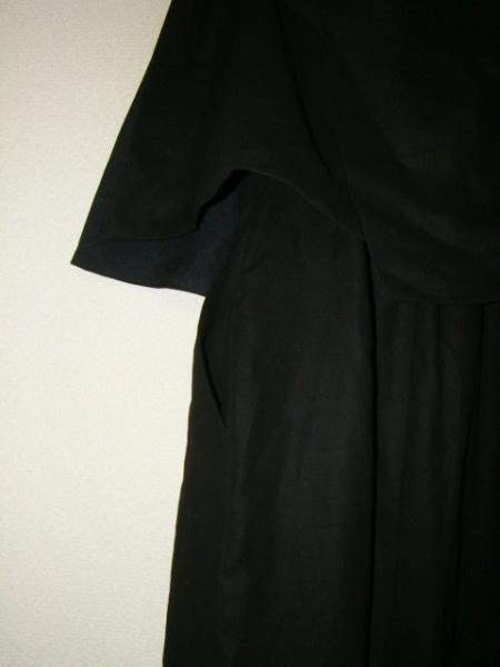 エンフォルド オールインワン サイズ38 M レディース 黒 ベアトップ 6