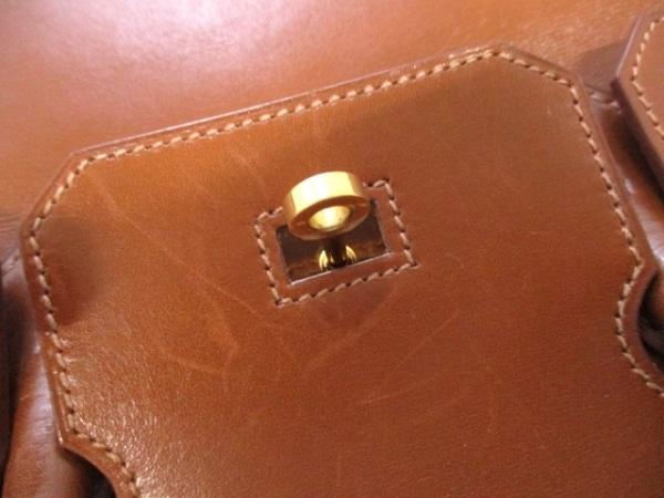 HERMES(エルメス) ハンドバッグ バーキン30 ノアゼット ゴールド金具 8