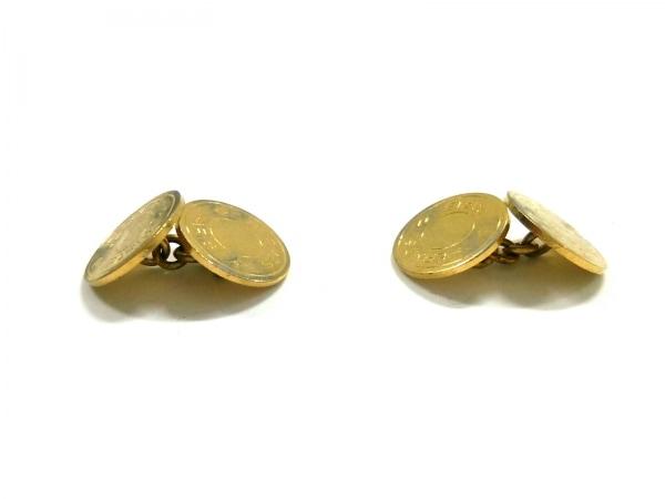 HERMES(エルメス) カフス セリエ 金属素材 ゴールド 2
