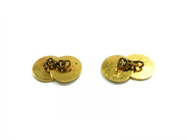 HERMES(エルメス) カフス セリエ 金属素材 ゴールド 3