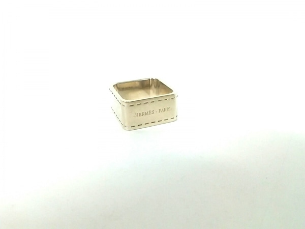 HERMES(エルメス) スカーフリング ボルデュック 金属素材 ゴールド 0