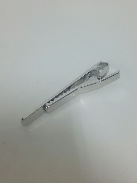 Burberry(バーバリー) ネクタイピン美品  金属素材 シルバー 3