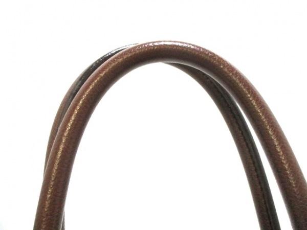 HERMES(エルメス) ハンドバッグ バーキン35 マロン ゴールド金具 5