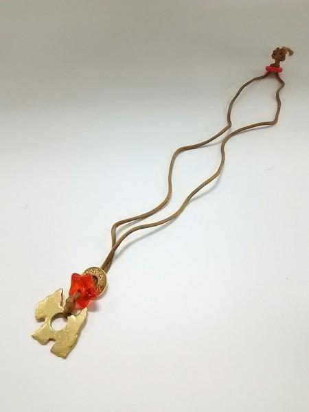 AGATHA(アガタ) チョーカー美品  金属素材×化学繊維×プラスチック 2