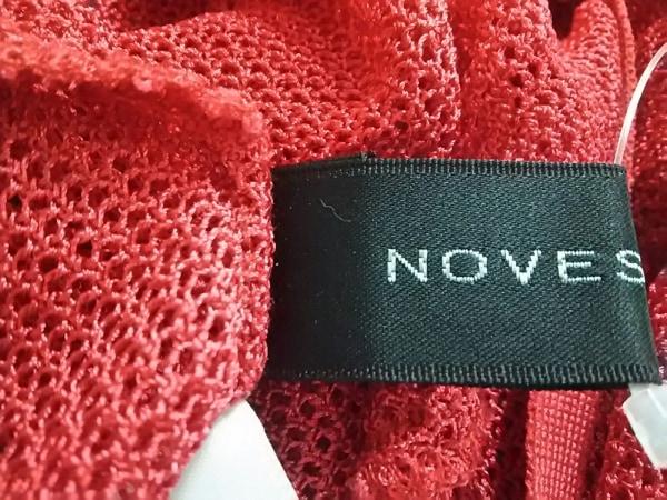 ノーベスパジオ キャミソール サイズ38 M レディース美品  レッド 3