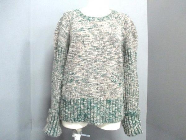 CHANEL(シャネル) 長袖セーター サイズ38 M レディース 0