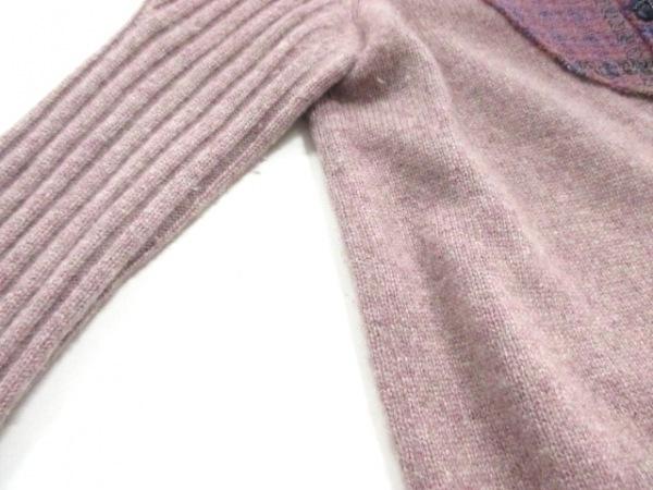シャネル 長袖セーター サイズ42 L レディース美品  カシミヤ 6
