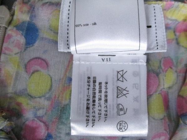 シャネル ワンピース サイズ38 M レディース美品  シルク/ラメ 5
