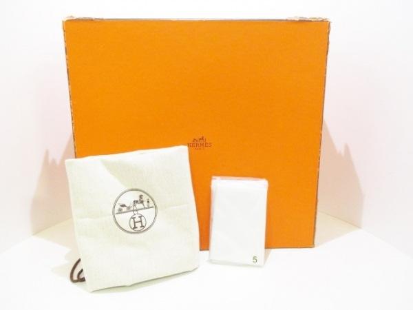 HERMES(エルメス) ハンドバッグ バーキン35 ルビー シルバー金具 9
