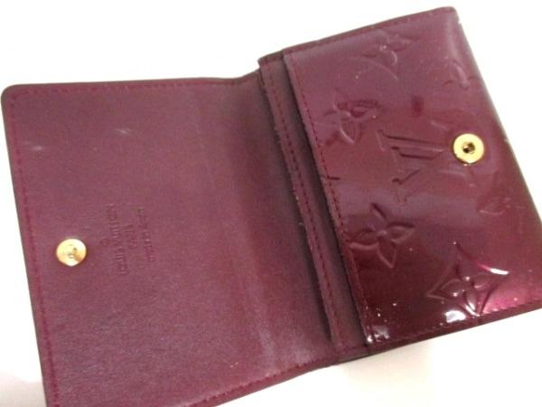 ルイヴィトン カードケース モノグラムヴェルニ M91540 3