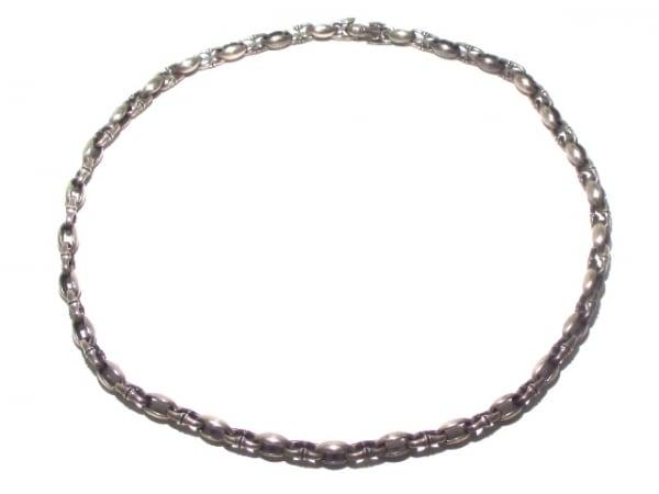 ロンワンズ チョーカー ディープロンギング 金属素材 シルバー 2