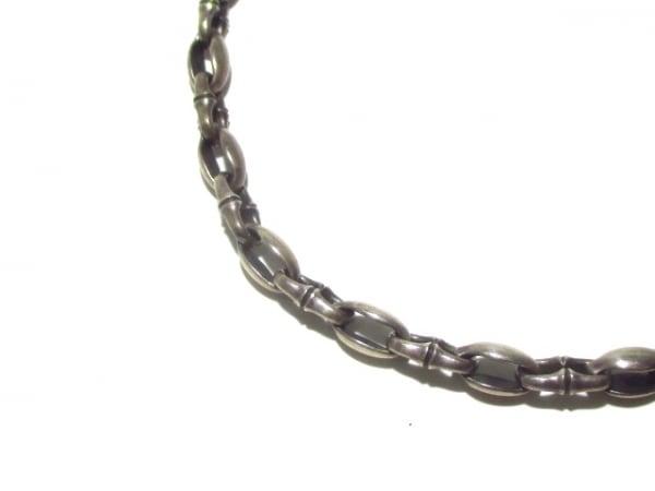 ロンワンズ チョーカー ディープロンギング 金属素材 シルバー 3