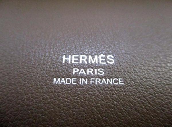 HERMES(エルメス) ショルダーバッグ美品  ジプシエール28 エトープ 6