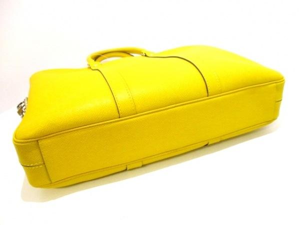 ルイヴィトン ビジネスバッグ タイガ美品  M30636 ジョーヌ 4