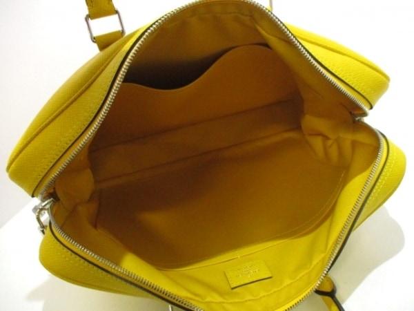 ルイヴィトン ビジネスバッグ タイガ美品  M30636 ジョーヌ 5