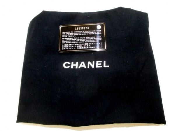 CHANEL(シャネル) ショルダーバッグ 2.55/デカマトラッセ 黒 9
