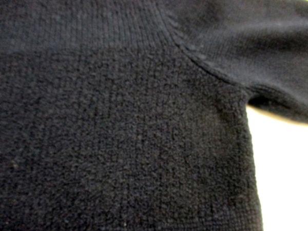 エルメス 長袖セーター サイズXL メンズ美品  ダークネイビー 5