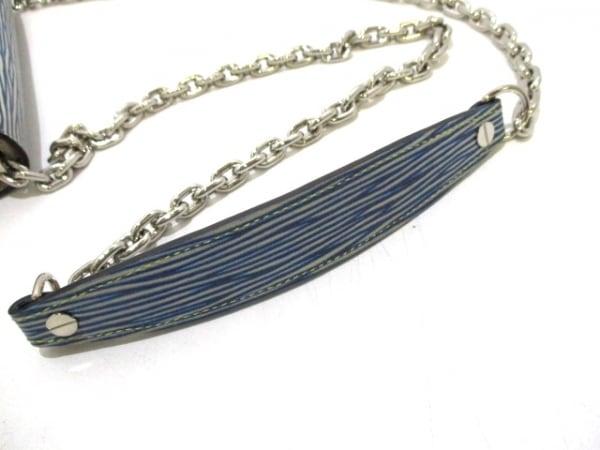 LOUIS VUITTON(ルイヴィトン) 財布 エピ・デニム美品  M61036 ブルー 7