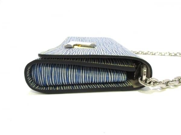 LOUIS VUITTON(ルイヴィトン) 財布 エピ・デニム美品  M61036 ブルー 8