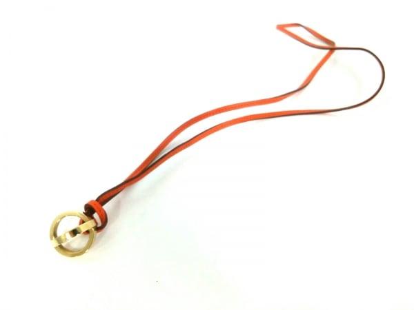 HERMES(エルメス) スカーフリング美品  コスモス 金属素材 ゴールド 3