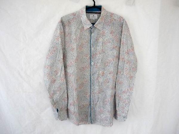 LANVIN en Bleu(ランバンオンブルー) 長袖シャツ サイズ48 XL メンズ 0