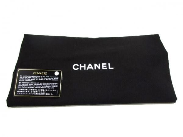 CHANEL(シャネル) ショルダーバッグ美品  デカマトラッセ ベージュ 9