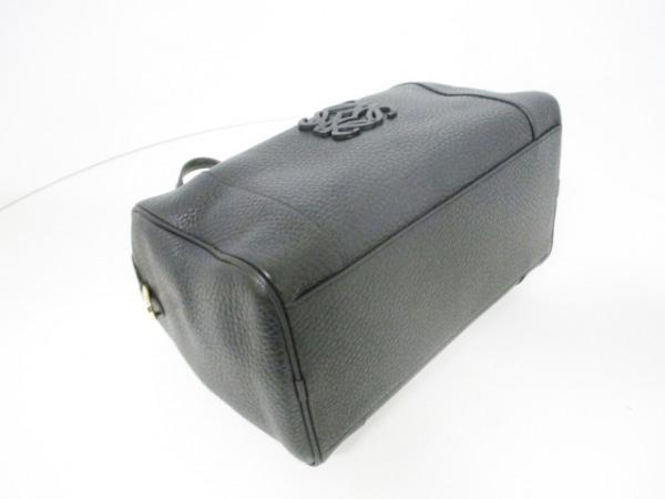 LOEWE(ロエベ) ハンドバッグ新品同様  - 黒 レザー 4
