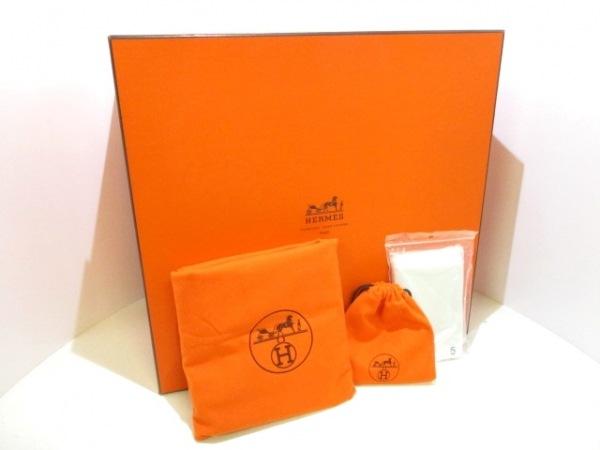 エルメス ハンドバッグ美品  バーキン35 黒 ゴールド金具 アルデンヌ 9