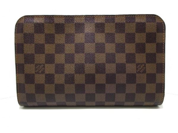 ルイヴィトン セカンドバッグ ダミエ サンルイ N51993 エベヌ 3