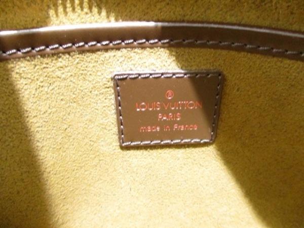 ルイヴィトン セカンドバッグ ダミエ サンルイ N51993 エベヌ 6
