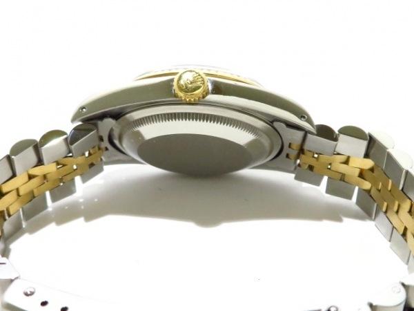 ROLEX(ロレックス) 腕時計 デイトジャスト 116233 メンズ シルバー 3