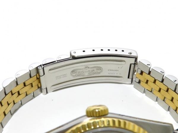 ROLEX(ロレックス) 腕時計 デイトジャスト 116233 メンズ シルバー 4