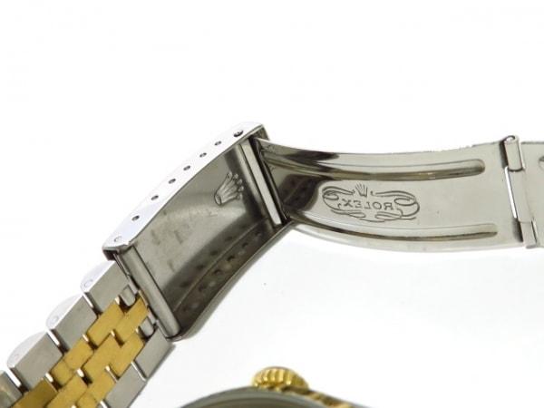 ROLEX(ロレックス) 腕時計 デイトジャスト 116233 メンズ シルバー 7