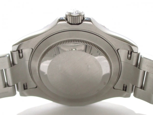 ロレックス 腕時計 ヨットマスターロレジウム 16622 メンズ シルバー 3