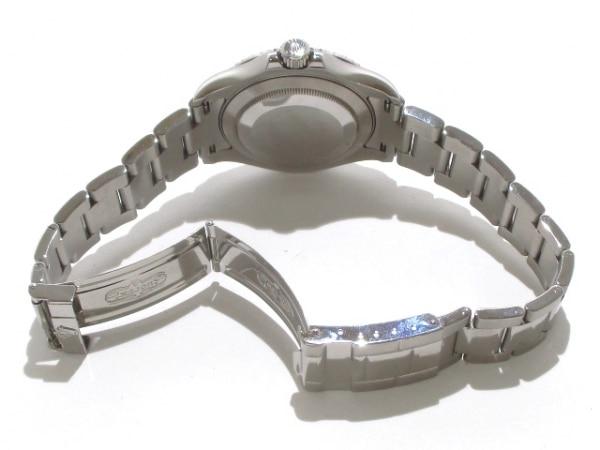 ロレックス 腕時計 ヨットマスターロレジウム 16622 メンズ シルバー 5