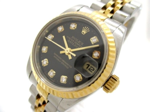 ROLEX(ロレックス) 腕時計 デイトジャスト 79173G レディース 0