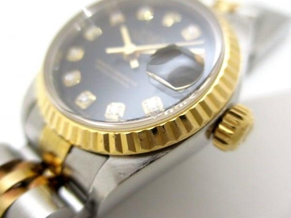 ROLEX(ロレックス) 腕時計 デイトジャスト 79173G レディース 9