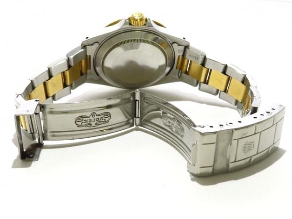ROLEX(ロレックス) 腕時計 サブマリーナデイト 16613 メンズ ブルー 5