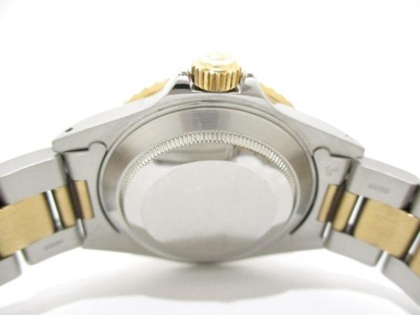 ROLEX(ロレックス) 腕時計 サブマリーナデイト 16613 メンズ ブルー 3