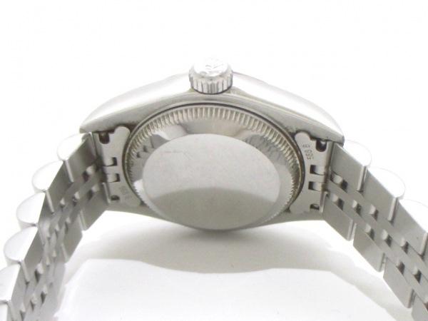 ROLEX(ロレックス) 腕時計 デイトジャスト 79174 レディース ピンク 3