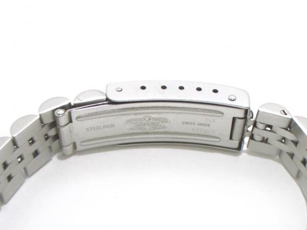 ROLEX(ロレックス) 腕時計 デイトジャスト 79174 レディース ピンク 4