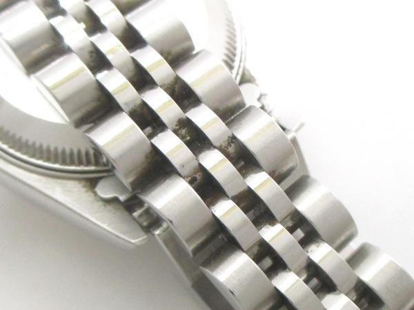 ROLEX(ロレックス) 腕時計 デイトジャスト 79174 レディース ピンク 8