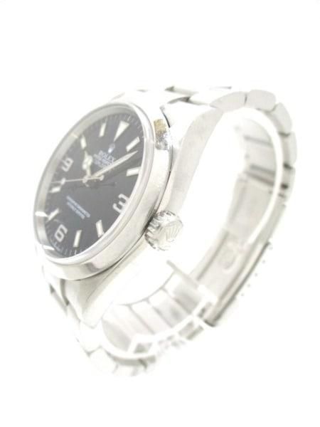 ROLEX(ロレックス) 腕時計 エクスプローラー1 114270 メンズ 黒 2