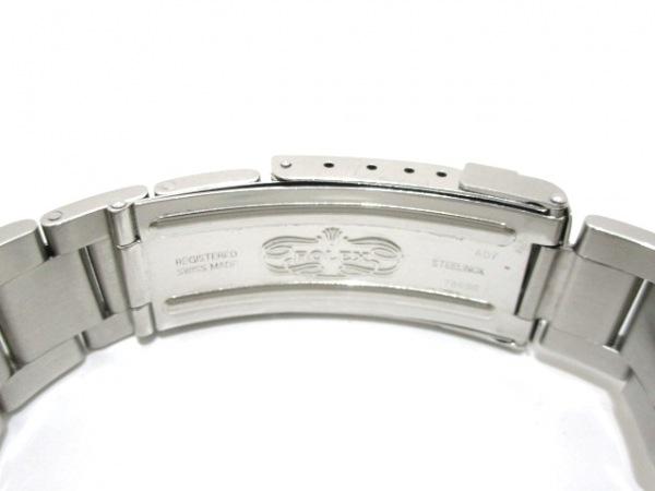 ROLEX(ロレックス) 腕時計 エクスプローラー1 114270 メンズ 黒 4