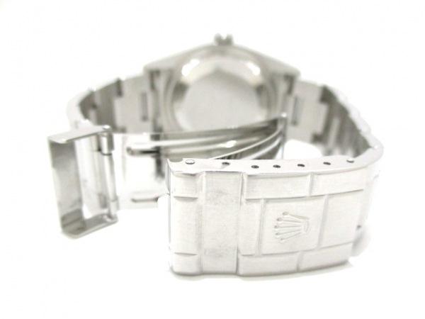 ROLEX(ロレックス) 腕時計 エクスプローラー1 114270 メンズ 黒 5